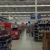 Photo taken at Walmart Supercenter by Brandon N. on 6/17/2014