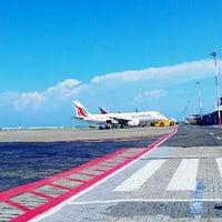 Photo taken at Velana International Airport (MLE) by Ali T. on 5/10/2013