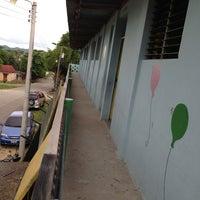 Photo taken at Liceo Cristiano Shekina by Geo P. on 7/14/2013