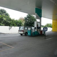 Photo taken at PETRONAS Station by Ejoi K. on 8/13/2013