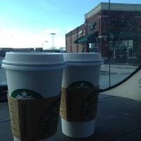 Photo taken at Starbucks by Joe A. on 1/18/2014
