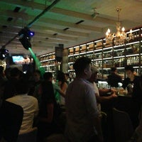 Photo taken at LMNT [Element] Drink & Eat by Joyce Y. on 7/13/2013