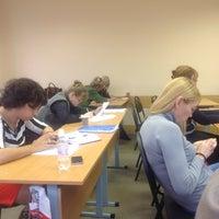 Photo taken at Корпус 7 by Uhtu U. on 11/14/2014