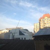 Photo taken at Корпус 7 by Uhtu U. on 10/31/2014