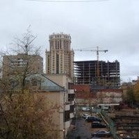 Photo taken at Корпус 7 by Uhtu U. on 10/17/2014