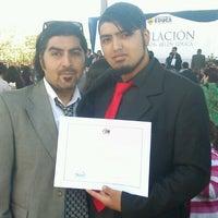 Photo taken at Colegio Cardenal Raul Silva Henriquez by Deivy on 10/26/2013