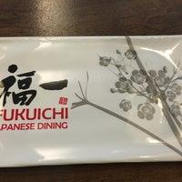 Photo taken at Fukuichi Japanese Dining Restaurant by eskimo on 11/17/2015