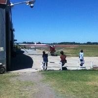 Photo taken at Aero Club Chascomus by Martin on 1/26/2013