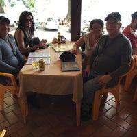 Photo taken at restaurante do turvo by Antonio Carlos B. on 2/13/2016