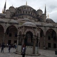 10/1/2013 tarihinde Elizavetaziyaretçi tarafından Sultanahmet'de çekilen fotoğraf