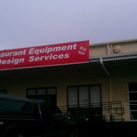 Photo taken at Reds Restaurant Equipment and Design by JM D. on 11/22/2013