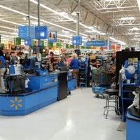 Photo taken at Walmart Supercenter by Jane H. on 5/25/2013