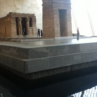 Photo prise au Temple of Dendur par Helena B. le2/14/2013