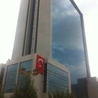 Photo taken at Ankara Büyükşehir Belediyesi by Bilal Y. on 7/12/2013