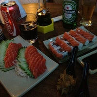 Photo taken at D'Boa - Sushi by Jefferson M. on 2/9/2013