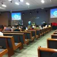 Photo taken at Igreja Batista da Lagoinha by LuckBatera D. on 9/20/2014
