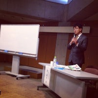 Photo taken at 徳島大学 工業会館 by yuasanta on 12/19/2013