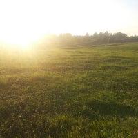 Photo taken at Āpšukalns pie KZ by Ketija G. on 7/17/2014