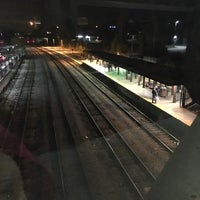 Photo taken at MBTA Lowell Station by Merve T. on 10/24/2016