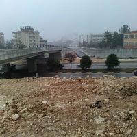 Photo taken at Gaziantep Abdulkadir Aksu Köprülü Kavşağı Yapım İşi by Orhan Y. on 12/29/2014