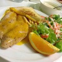 Photo taken at Steak&Salad Restaurant by Snooq W. on 1/14/2014
