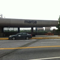 4/27/2013にPrithviがMARTA - Civic Center Stationで撮った写真