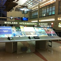 Photo taken at Midland International Airport (MAF) by Prithvi on 4/3/2013