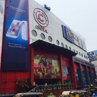 Photo taken at Hyderabad Central by Prithvi on 4/18/2014
