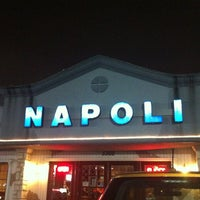 Photo taken at Napoli Italian Restaurant by Prithvi on 1/6/2013