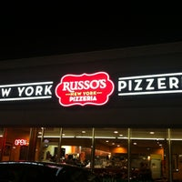 Photo taken at Russo's New York Pizzeria by Prithvi on 1/6/2013