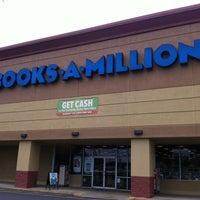 Photo taken at Books-A-Million by Prithvi on 5/6/2013