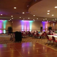 Photo taken at Holiday Inn Sioux Falls-City Centre by Steph B. on 7/6/2013