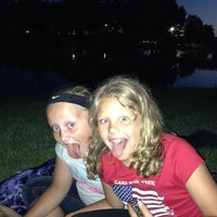 Photo taken at Dell Rapids Park by Steph B. on 6/24/2013