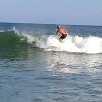 Photo taken at Wrightsville Beach by Stephen C. on 9/21/2014