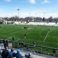 Photo taken at Arlotta Stadium by Brendan M. on 3/2/2013