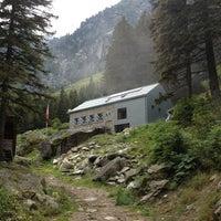 Photo taken at Treschhütte SAC by Ricco P. on 8/28/2013