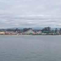 Photo taken at Santa Cruz Wharf by Bill H. on 3/27/2013