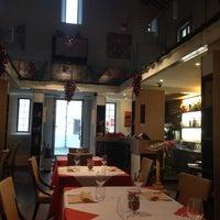 Photo taken at Il Cenacolo by Mindy A. on 1/3/2014