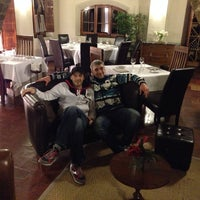 Photo taken at Galena Mas Comangau Hotel Begur by Юрий В. on 12/18/2013