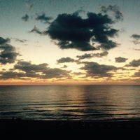 Photo taken at Surfside Beach @ 94th St. by Victoria B. on 3/30/2015