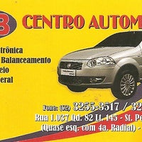 Photo taken at JSB Centro Automotivo by Fernando M. on 9/1/2013