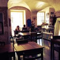 Photo taken at Café Tati by Agnes Eva M. on 7/28/2013