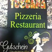 Photo taken at Pizzeria Toscana by Cetin Sari w. on 12/30/2013