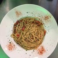 Photo taken at Pizzeria Toscana by Cetin Sari w. on 10/13/2016