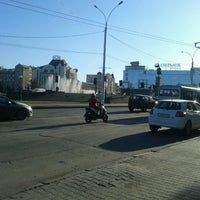 Photo taken at Музыкальный фонтан by Kazah48 on 7/18/2013