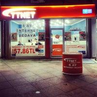 Photo taken at K.MUSTAFAPAŞA /TTNET BAYİ CTM HABERLEŞME by Mehmet Furkan S. on 8/6/2014