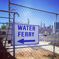 Photo taken at East River Ferry - Hunters Point South/Long Island City Terminal by Janet C. on 5/5/2013