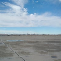Photo taken at Southern California Logistics Airport (VCV) by Allan N. on 1/9/2017