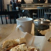 Photo taken at Pavement Coffeehouse by Becka S. on 11/2/2017