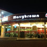 Photo taken at Marrybrown by Mohd M. on 3/9/2013